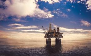 Picture eagle, oil, oilandgas, offshore, M.Safiullin, rosneft, exxonmobil, Rosneft, exxon, rigzone, arkutundagi, oilrig, netnamedpipe, Chaivo