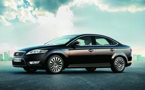 Picture Ford, sedan, mondeo, cn-spec