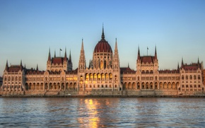 Picture architecture, architecture, Hungary, Budapest, Budapest, the Parliament building, Hungarian Parliament