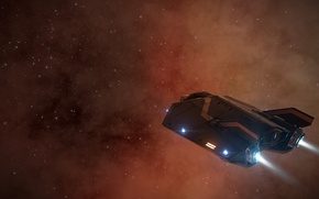 Picture Space, Nebula, Elite
