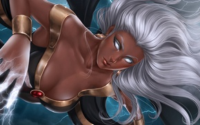 Picture Storm, Storm, Marvel Comics, Ororo Monroe