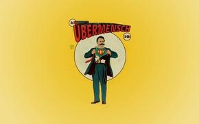 Wallpaper Comic, Mathiole, Comics, Supermen, Ubermensch, Matheus Lopes Castro, Superman