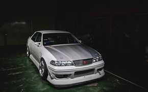 Picture White, Tuning, Mark, TOYOTA