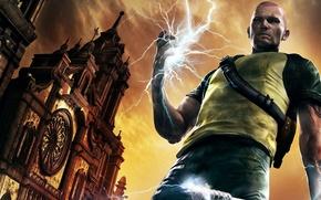 Picture electricity, infamous 2, Cole, cole mcgrath