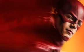 Picture face, mask, superhero, the flash, barry allen