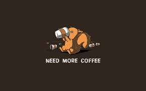 Wallpaper coffee, Protein, drinking