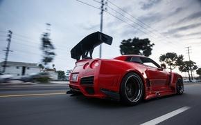 Picture GTR, Nissan, GT-R, R35, ADV1, GT1