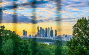 Picture the city, Moscow, moscow, business, moscow city, Moscow city