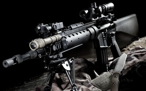 Picture BCM, Marczynska rifle, Mod 0 Rifle, Mk12, tuning