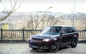 Wallpaper Land Rover, Range Rover, land Rover, Project Kahn, range Rover