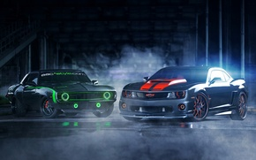 Picture tuning, tuning, muscle car, rechange, chevrolet camaro