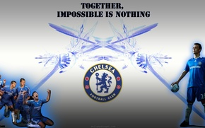 Picture football, emblem, Chelsea
