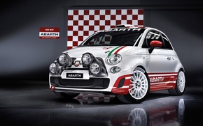 Picture Tuning, Abarth, Fiat 500
