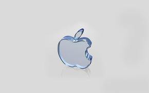 Picture apple, comp, brand