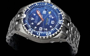 Picture watch, automatic, azimuth, xtreme