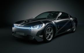 Picture Car, Carbon, Concept Car, 3D Car, Everia, Tronatic