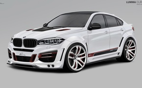 Picture BMW, BMW, 2010, Lumma Design, X6 M