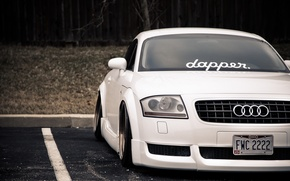Picture Audi, Stance, Low, BellyScrapers, CCW