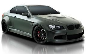 Picture BMW, Vorsteiner, E92, Matte, GTRS3