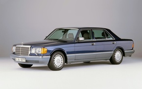 Picture Mercedes-Benz, w126, s500