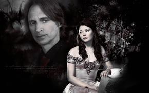 Picture Belle, Once upon a time, Rumplestiltskin