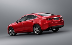 Picture Mazda, Sedan, Mazda 6