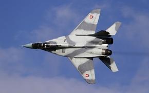 Picture fighter, flight, multipurpose, MiG-29AS