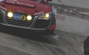 Picture Audi, audi, race, track, race