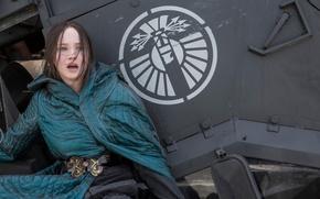 Picture Jennifer Lawrence, Katniss Everdeen, The hunger games:mockingjay, The Hunger Games:Mockingjay - Part-2