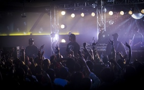 Picture USA, Music, Ice Cube, Lights, Dance, Wallpaper, Rap, Band, Photo, Club, Group, Movie, Film, Hands, …