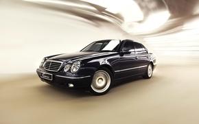 Picture Mercedes-Benz, Mercedes, E-class, 2000, E-Class, E-class, W210, Executivklasse, Lupato, Eyed, E430