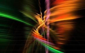 Picture way, fractal, long, drazen, jutro