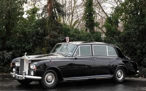 Picture Rolls-Royce, Phantom, prestige
