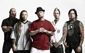 Picture Metal, Five Finger Death Punch, 5FDP, FFDP, Groove, Chris Kael, Jeremy Spencer, Jason Hook, Ivan …