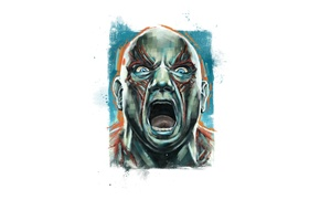 Picture Marvel, Guardians Of The Galaxy, Guardians of the Galaxy, Drax the Destroyer, Drax