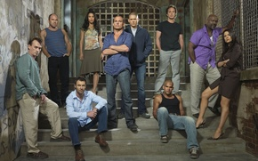Wallpaper escape, Season 3, Break, Prison