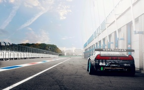 Picture Germany, track, Honda NSX, Time Attack Racecar