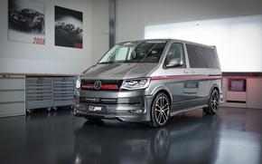 Picture garage, Volkswagen, salon, tuning Studio, ABBOT, Multivan