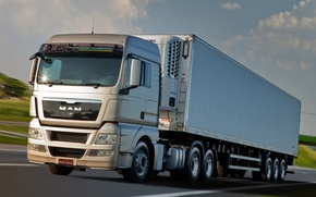 Picture Truck, Wallpaper, Car, Auto, Wallpapers, Tractor, MAN, MAN, 29.440, TGX, Tagets