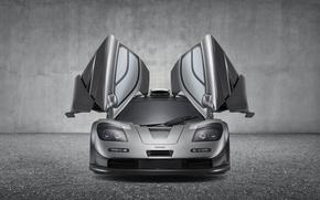 Picture supercar, McLaren F1