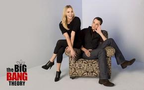 Picture the series, the big Bang theory, actors, The Big Bang Theory, sitcom
