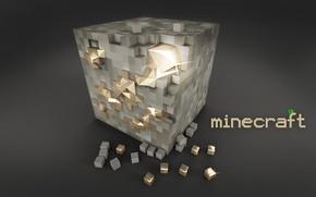 Picture cubes, minecraft, unit