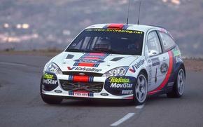 Picture Ford, WRC, Rally, Fiesta, Colin Mcrae