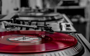 Picture red, russia, vinyl, frostbite, breaks, timecode, numark