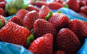 Picture berries, food, strawberry, Wallpaper from lolita777, portion