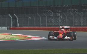 Picture Formula 1, Jules Bianchi, Ferrari F14T