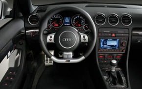 Wallpaper Audi, bar, salon, RS 4