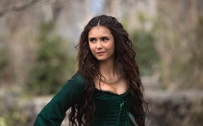 Wallpaper Nina Dobrev, Nina Dobrev, The Vampire Diaries, The vampire diaries, Katherine Pierce, Katherine Pierce