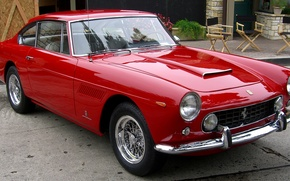 Picture Ferrari, California, 1962, 250 GTE