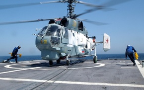 Picture Russia, Ka-27, Navy